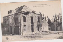 SAULTAIN  Maison Bombardée  Guerre Mondiale 1914-1918 - Autres Communes