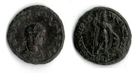 CRISPUS (317 326) SOLDAT AVEC LANCE ET BOUCLIER - 7. El Imperio Christiano (307 / 363)