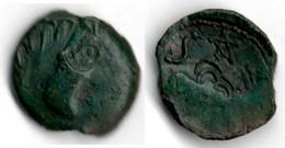 SENONS Bronze OISEAU - Gauloises