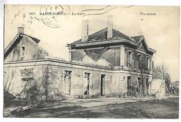 SAINT MIHIEL - La Gare - Saint Mihiel