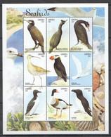 PK138 LIBERIA FAUNA BIRDS SEABIRDS 1KB MNH - Marine Web-footed Birds