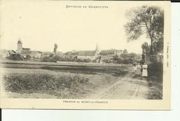 70 - Haute Saone - Franois Et Mont Le Franois - Environs De Champlitte - En Promenade - Le Village - - Otros Municipios