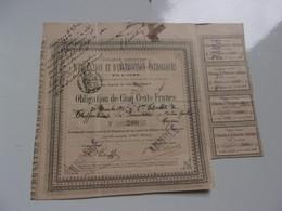 éducation Et Instruction Catholiques De L'oise (1889) - Unclassified
