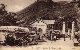 HAUTE SAVOIE - 74 - CUSY - Au Pont De L'Abime - Other Municipalities