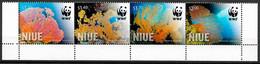 Niue Stamps 2012 - WWF - MNH - Nuevos