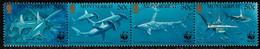 Montserrat Stamps 1999 - WWF - MNH - Nuevos