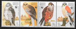 Malta Stamps 1991 - WWF Birds - MNH - Nuevos