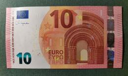 10 EURO ESPAÑA 2014 LAGARDE V012B1 VB UNCIRCULATED  PERFECT - 10 Euro