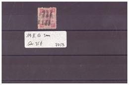 CHINA - No Michel  19 II   USED   - !!!WARNING: NO PAYPAL!!! - COTE: 35 € - Gebruikt