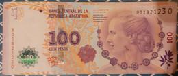 Argentine 100pesos 2012 Very Fine - Argentinien