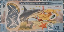 Costa Rica 2000 Colones 14/9/2018 UNC - Costa Rica