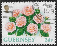 Guernsey SG575 1993 Definitive 24p Good/fine Used [39/31886A/25D] - Guernesey