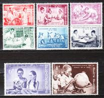 1139/46**  Indépendance Du Congo - Série Complète - MNH** - Vendu à 10% Du COB!!!! - Unused Stamps