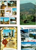 09 / ARIEGE / Lot 90 C.P.M. écrites - 5 - 99 Cartoline