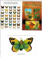 PAPILLONS / Lot 45 C.P.M écrites - 5 - 99 Cartoline