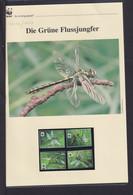 """2010 Weißrußland  """"WWF Die Grüne Flussjungfer"""" Komplettes Kapitel - Collections, Lots & Series"""