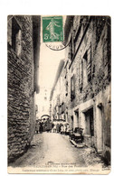 Taulignan.  Rue Des Fontaines. - Autres Communes