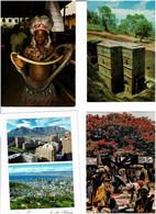 AFRIQUE / Lot 90 C.P.M écrites - 5 - 99 Cartoline