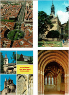 31 / HAUTE GARONNE / Lot De 850 C.P.M. écrites - 500 Cartoline Min.