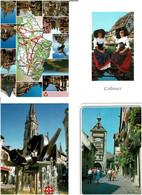 68 / HAUT RHIN / Lot De 1000 C.P.M. écrites - 500 Cartoline Min.