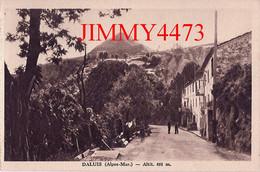 CPA - DALUIS - Vue Générale ( Canton De Vence 06 Alpes Maritimes ) Cliché Olivier à Beuil - Vence