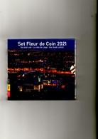 Coffret Belgique 2021 - Bélgica