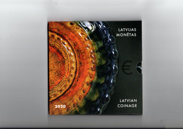 Coffret Lettonie 2020 - Letonia