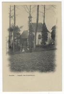 W05 - Assche - Kapel Van Kruisborre - Asse