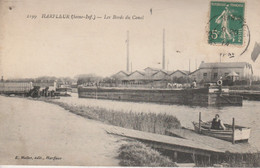 76 - HARFLEUR - Les Bords Du Canal - Harfleur