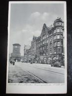 Postkarte Sterneckerbräu München NSDAP - Brieven En Documenten