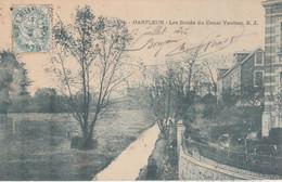 76 - HARFLEUR - Les Bords Du Canal Vauban - Harfleur