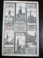 Sehr Frühe NS Postkarte Österreich NSVDÖ - Propaganda - Brieven En Documenten