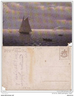 Russia,Russie,Ukraine-Russian Art  - Artist Signed Choukoff  -Painting- Ships - Rusland