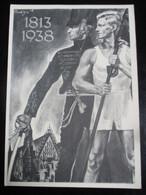 Postkarte Turn Und Sportfest Breslau 1938 - Brieven En Documenten