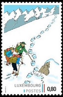 Timbre Privé** - Kuifje / Tintin / Tim - Milou / Bobbie - Haddock - Tintin Au / Kuifje In / Tim In / Tintin In - Tibet - Comics