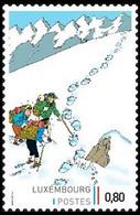 Timbre Privé** - Kuifje / Tintin / Tim - Milou / Bobbie - Haddock - Tintin Au / Kuifje In / Tim In / Tintin In - Tibet - Andere