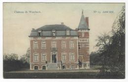 W05 - Assche - Château De Waarbeek - Asse