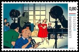 Timbre Privé**  Kuifje/Tintin - Milou/Bobbie - Haddock - Les Bijoux De La/De Juwelen Van De/Die Juwelen Der - Castafiore - Music