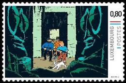 Timbre Privé**  Kuifje/Tintin - Milou/Bobbie - Haddock - Vol 714 Pour / Vlucht 714 Naar / Flug 714 Nach - Sydney - Other