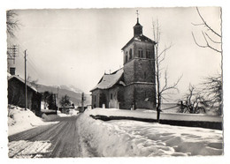 07824-LE-74-LA FRASSE,alt. 960 M.-Le Chef-lieu;en Second Plan,Montagne De Flaine. - Other Municipalities
