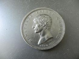 Medaille - Napoléon Premier Consul, AN VIII, Victoire De L'armée Française à La Bataille Marengo 1800 - Adel