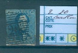 1 Bouillon Obl Côte 60€ - 1849 Epaulettes