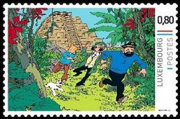 Timbre Privé**  Kuifje/Tintin - Milou/Bobbie - Haddock - Tintin Et Les/Kuifje En De/Tim Und Die/Tintin And The - Picaros - Other