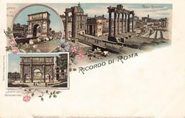 UN SALUTO DA ROMA - Andere
