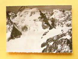 V11-A-38--isere- Avion Au Dessus Massif De L'oisans- Les Ecrins Et Le Glacier- - Sin Clasificación