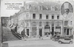55 - SAINT- MIHIEL - HOTEL DE CYGNE - J. DEMOGET - Saint Mihiel