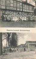 RESERVE-LAZARETT SCHUTZENHAUS - Vari