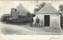 59   Ohain  -  Douanes Francaises - Andere Gemeenten