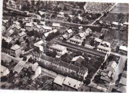 """Dépt 46 - CAPDENAC - La Mairie Et Les Écoles - CPSM """"Gaby"""" - (2 Scans) - Other Municipalities"""