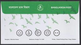 2020 Anti COVID 19 Corona Virus -6th Issue- Bangladesch Post Official Special Cover Philatelic Exhibition Banglapex 2020 - Enfermedades